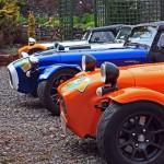 Lotus 7 cars
