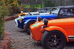 Lotus7 club at the Annandale