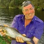 Andy Nicholson fishing