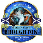 Merlin's magical real ale