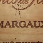 Margaux claret
