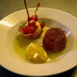 Scot's marmalade pudding
