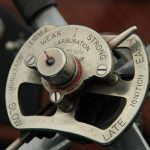 Rolls Royce Silver Ghost ignition timer