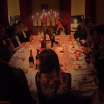 Private dinner party at the Annandale